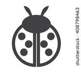 Ladybug Icon. Ladybug Icon Jpg...