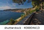 villefranche sur mer | Shutterstock . vector #408804613