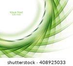 abstract vector background ... | Shutterstock .eps vector #408925033