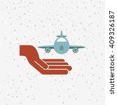 insurance concept design  | Shutterstock .eps vector #409326187
