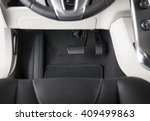 Small photo of Brake and accelerator pedal of automatic transmission car
