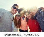 tourism  travel  people ... | Shutterstock . vector #409552477