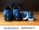 Men Shoes And Children Sneaker...