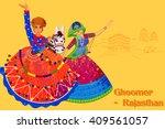 vector design of couple... | Shutterstock .eps vector #409561057