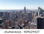 new york  usa   4 september... | Shutterstock . vector #409629427