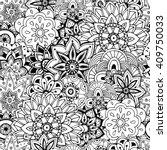 seamless pattern texture.... | Shutterstock .eps vector #409750033