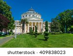 The Romanian Atheneum  A...