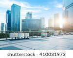 pudong district shanghai china. | Shutterstock . vector #410031973