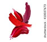 lipstick stroke background