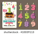 birthday anniversary numbers...