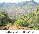 tepoztlan. mexico | Shutterstock . vector #410064193