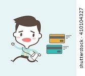 vector design character...   Shutterstock .eps vector #410104327