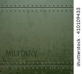 Old Military Armor Texture Wit...