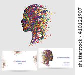 vector icon design element ... | Shutterstock .eps vector #410121907