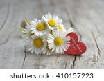 mothers day background. daisy...   Shutterstock . vector #410157223
