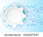 vector abstract background... | Shutterstock .eps vector #410207347