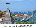 Small photo of Harbor view of Gustavia, St. Barts (Saint Barthélemy)