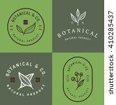 set of badges  banner  labels... | Shutterstock .eps vector #410285437