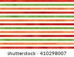 watercolor orange  red and... | Shutterstock . vector #410298007