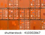 industrial container close up...   Shutterstock . vector #410302867