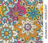 seamless pattern texture.... | Shutterstock .eps vector #410312347