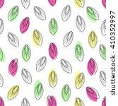 seamless decorative pattern... | Shutterstock .eps vector #410352997