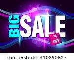 sale. | Shutterstock .eps vector #410390827