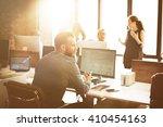 business corporation... | Shutterstock . vector #410454163