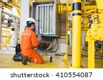 electrical and instrument... | Shutterstock . vector #410554087