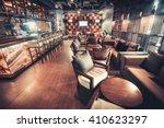 modern kiev's restaurant with... | Shutterstock . vector #410623297