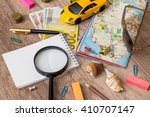 travel concept | Shutterstock . vector #410707147