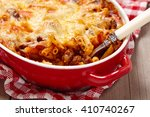 Easy Macaroni Casserole With...
