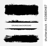 set of grunge banners.grunge... | Shutterstock .eps vector #410880487