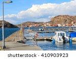 fj  llbacka west coast bohusl ... | Shutterstock . vector #410903923