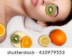 Natural Homemade Fruit Facial...