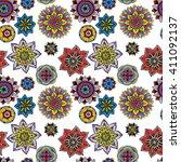 seamless pattern texture.... | Shutterstock . vector #411092137
