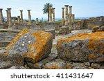 Ruins Roman Of
