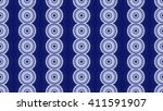 seamless abstract pattern of... | Shutterstock . vector #411591907
