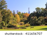 Botanic Gardens Cityscape...