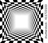 design element. chess abstract... | Shutterstock .eps vector #411723103