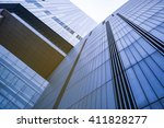 business corporate concept | Shutterstock . vector #411828277