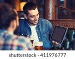 people  men  leisure ... | Shutterstock . vector #411976777