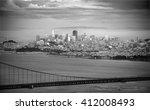 san francisco  usa | Shutterstock . vector #412008493
