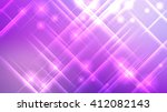 abstract vector sparkle... | Shutterstock .eps vector #412082143