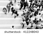 rush hour | Shutterstock . vector #412248043