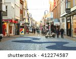 gorinchem  netherlands  ... | Shutterstock . vector #412274587