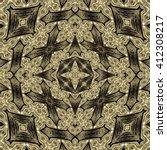 Seamless Kaleidoscopic...