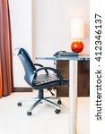 Black Office Armchair Sofa...