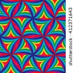 seamless pattern of  colorful...   Shutterstock .eps vector #412371643