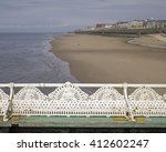 North Pier Blackpool Uk.